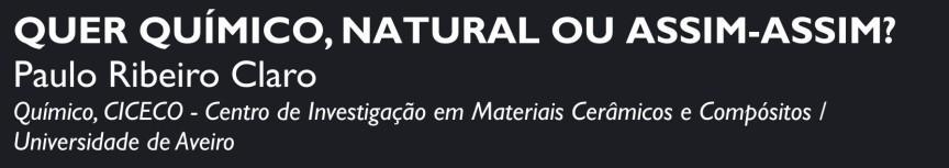 Palestra de Paulo Ribeiro Claro