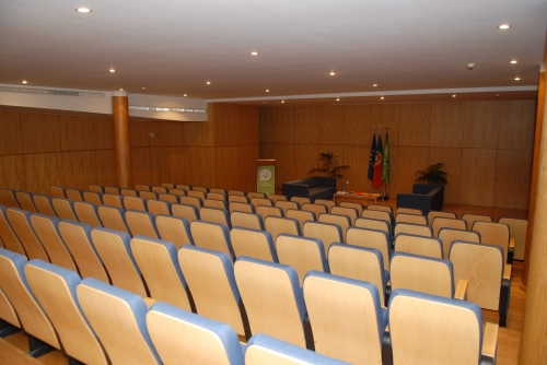 Auditório da Fundação da Juventude (Casa da Companhia)