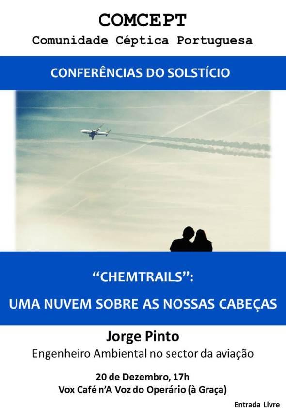 Cartaz - Conferência do Solstício 2014